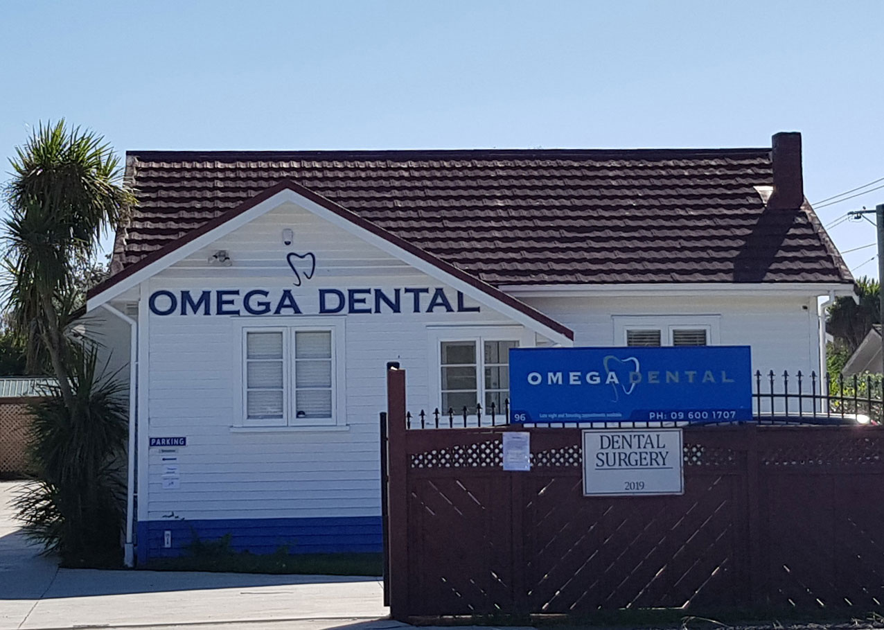 Omega Dental 96 Clevedon Rd Papakura Front View